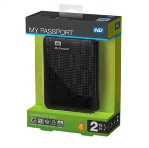 Western Digital My Passport Essential 2TB