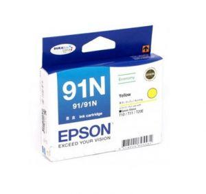 Epson 91N Yellow
