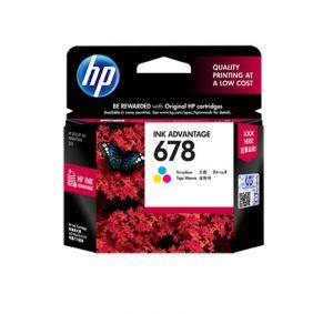 HP 678 Tri-Color